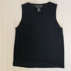 August Silk Knit tank top